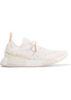 Adidas Nmd_r1 Stlt Rubber-trimmed Primeknit Sneakers