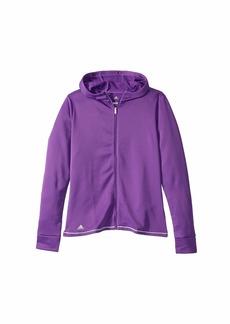 Adidas Novelty Full Zip Hoodie (Big Kids)