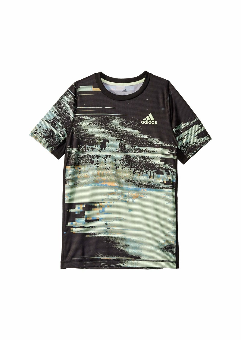 Adidas NY Graph Tee (Little Kids/Big Kids)