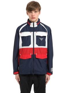 Adidas Nylon Windbreaker Jacket