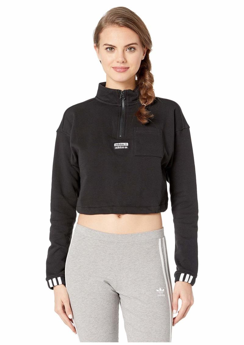 Adidas Originals 1/2 Zip Pullover