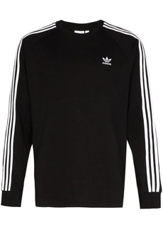 Adidas Originals 3-stripe long sleeve T-shirt