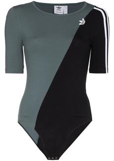 Adidas Originals colour-block bodysuit