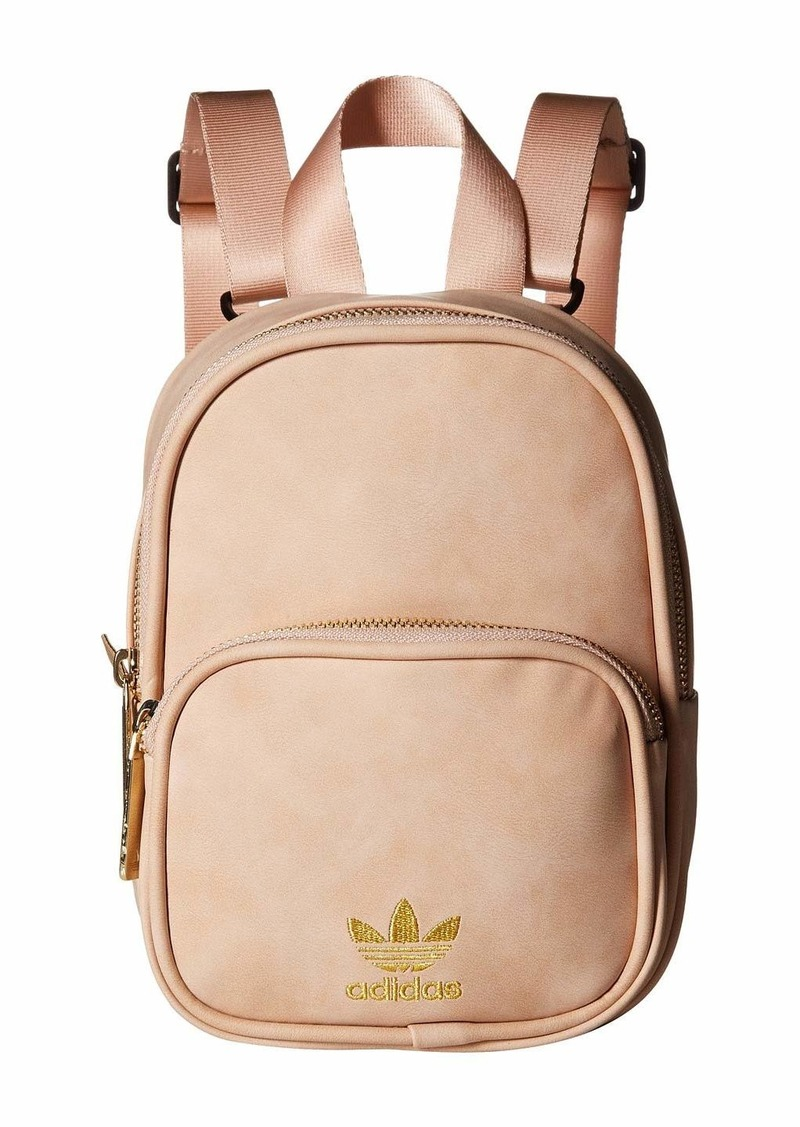 Adidas Originals Mini PU Suede Backpack