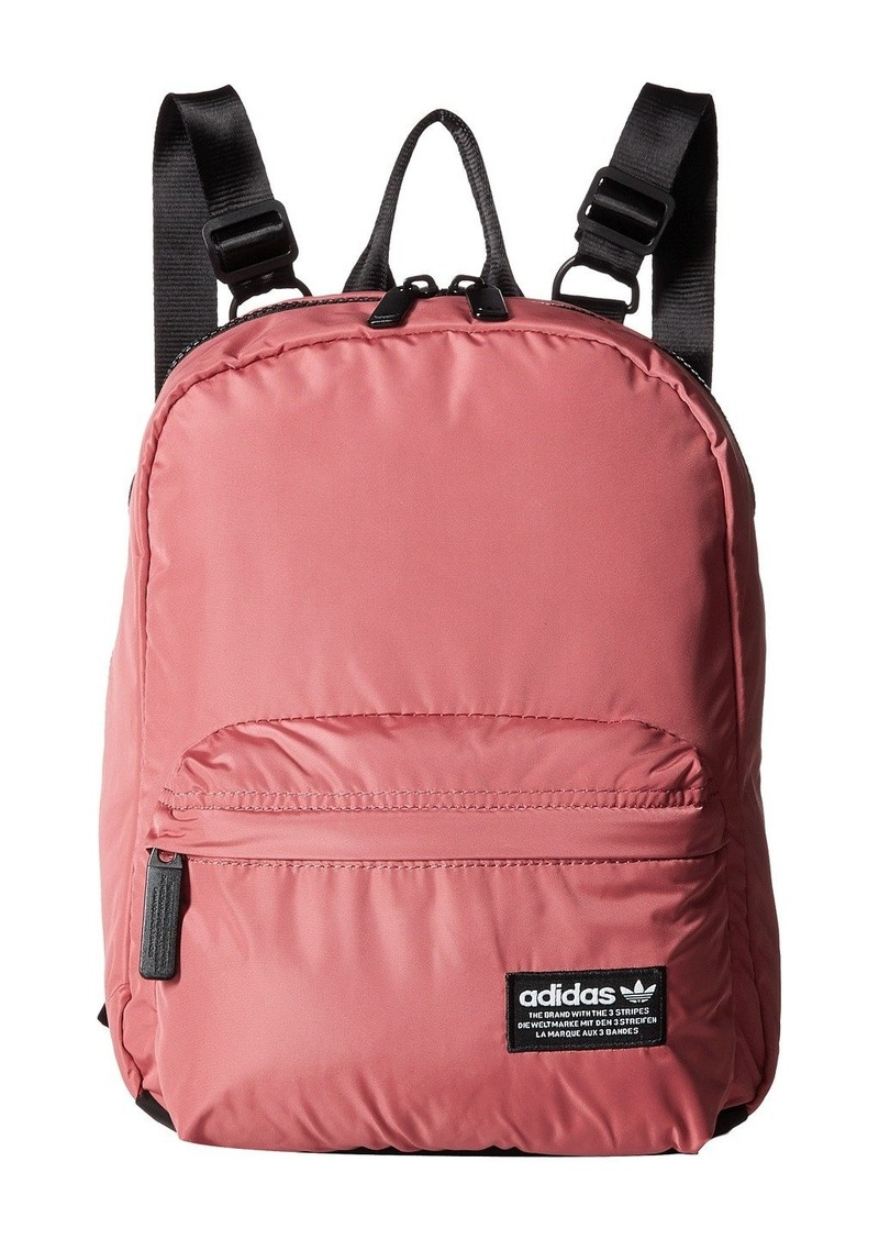 a09893976978 Adidas Originals Classic Mini Faux Leather Backpack- Fenix Toulouse ...