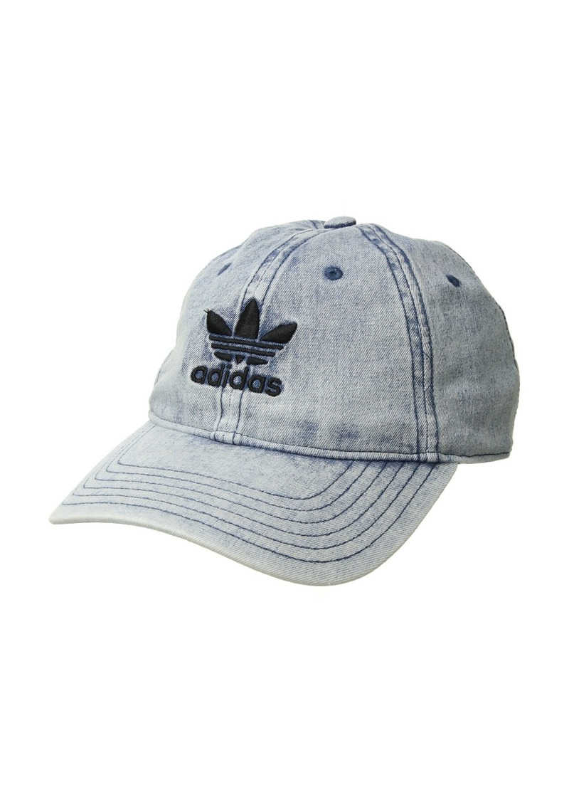 Adidas Originals Relaxed Denim Cap  90a0310c24c
