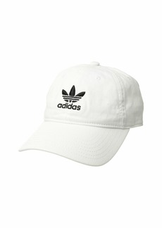 Adidas Originals Washed Relaxed Strapback (Little Kids/Big Kids)