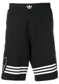 Adidas Outline track shorts