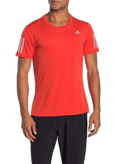 Adidas Own the Run Perforated Short Sleeve T-Shirt