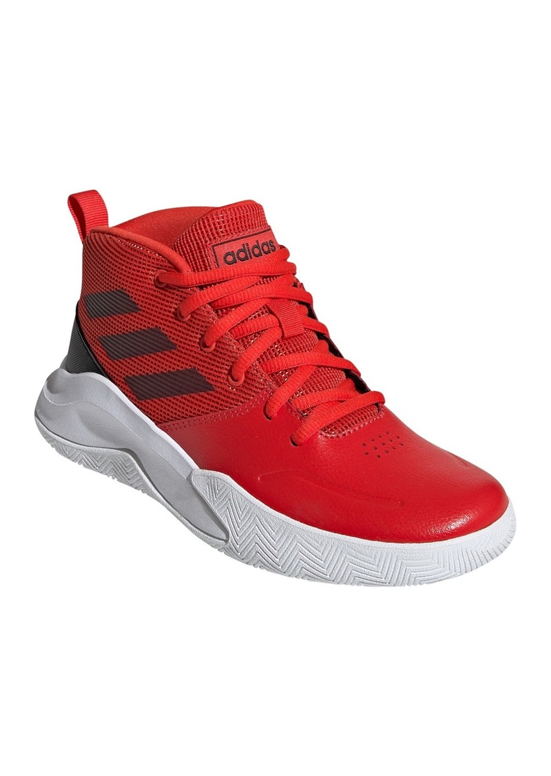 Adidas Own the Game Sneaker (Toddler, Little Kid, & Big Kid)