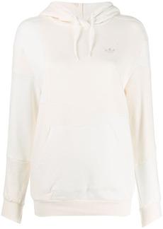 Adidas panelled hoodie