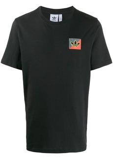 Adidas patch detail T-shirt