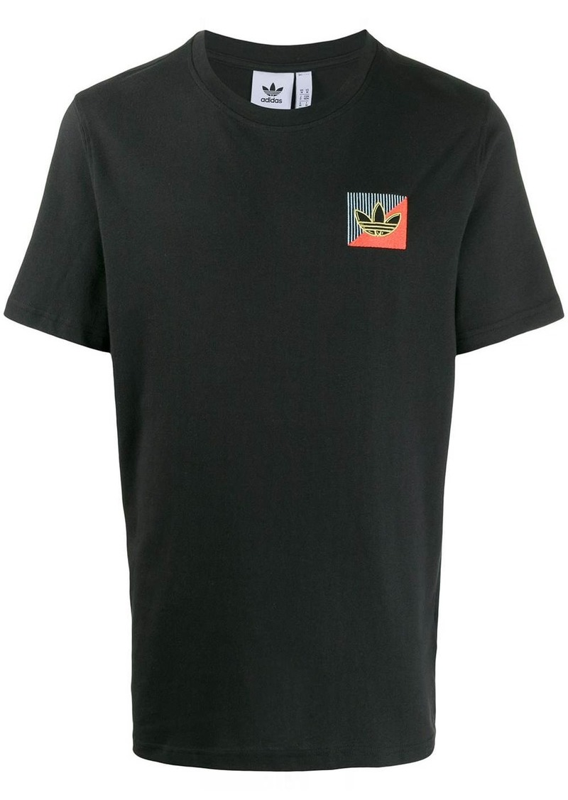 Adidas patch detail T-shirt