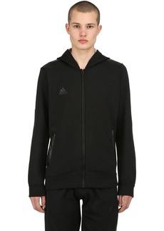 Adidas Paul Pogba Zip-up Knit Sweatshirt Hoodie