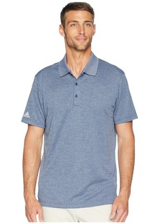 Adidas Performance Heather Polo