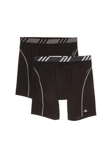 Adidas Performance Mesh Boxer Brief 2-Pack