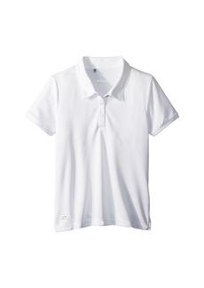 Adidas Performance Short Sleeve Polo (Big Kids)