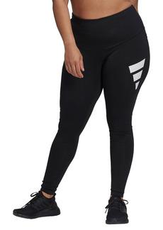 Plus Size Women's Adidas Future Icons Leggings