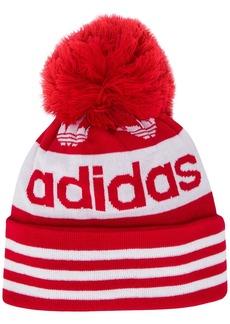 Adidas pom-pom logo hat