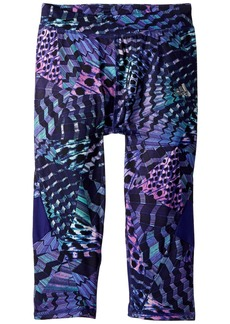 Adidas Practice Printed Capri Tights (Big Kids)