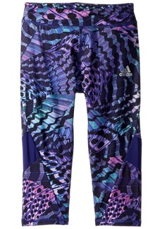 Adidas Practice Printed Capri Tights (Little Kids)