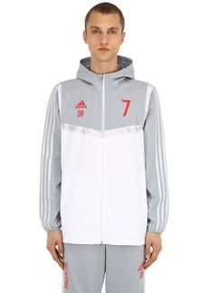 Adidas Pre Beckham Hd Zip-up Techno Jacket