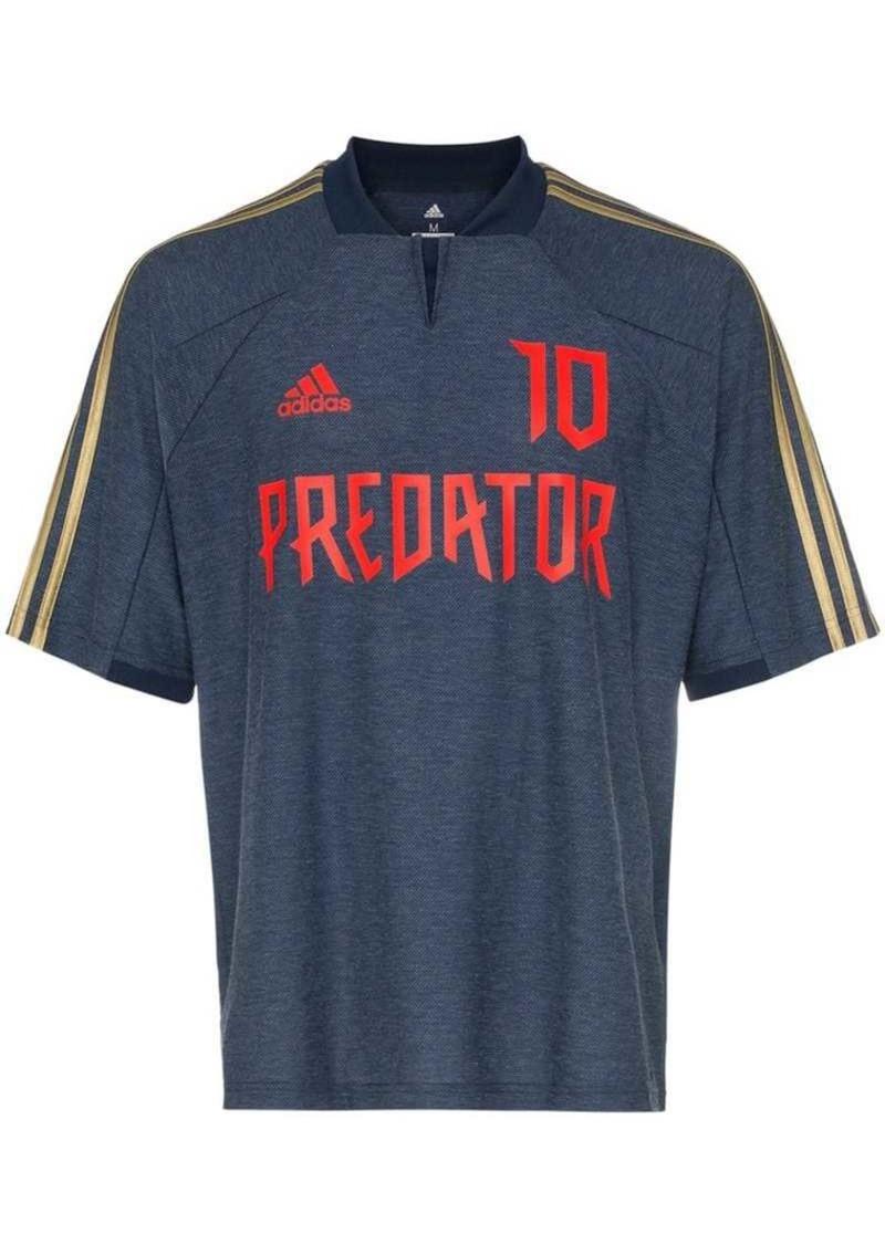 Adidas Predator Zidane football shirt
