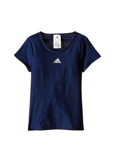 Adidas Primefit Tee (Little Kids/Big Kids)
