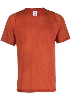 Adidas printed crew neck T-shirt