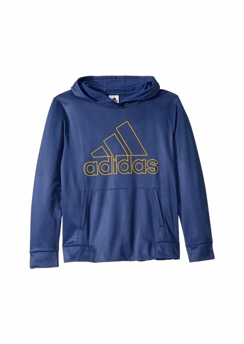 Adidas Printed Pullover (Big Kids)