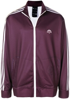 Adidas printed track jacket