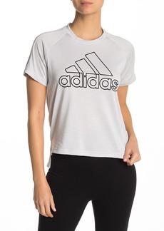 Adidas Prize T2 Logo T-Shirt