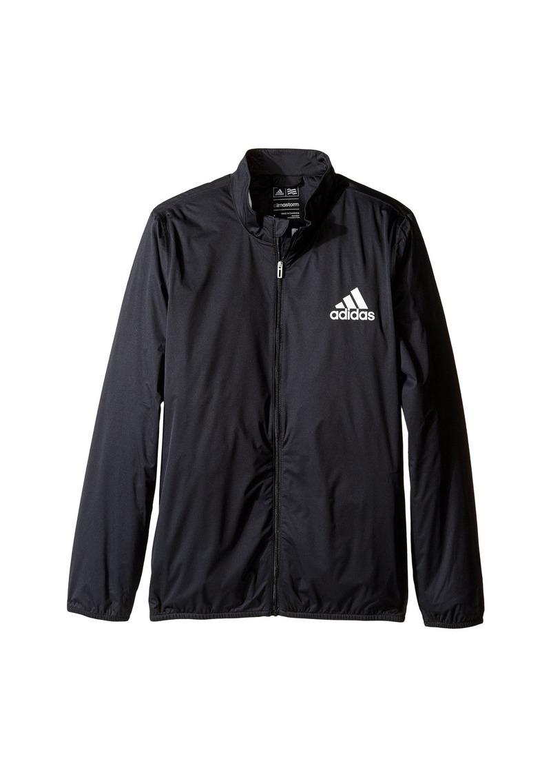 Adidas Provisional Rain Jacket (Big Kids)