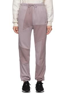 Adidas Purple DC Lounge Pants