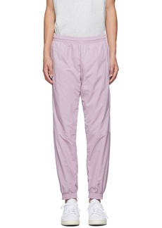 Adidas Purple Lock Up Lounge Pants