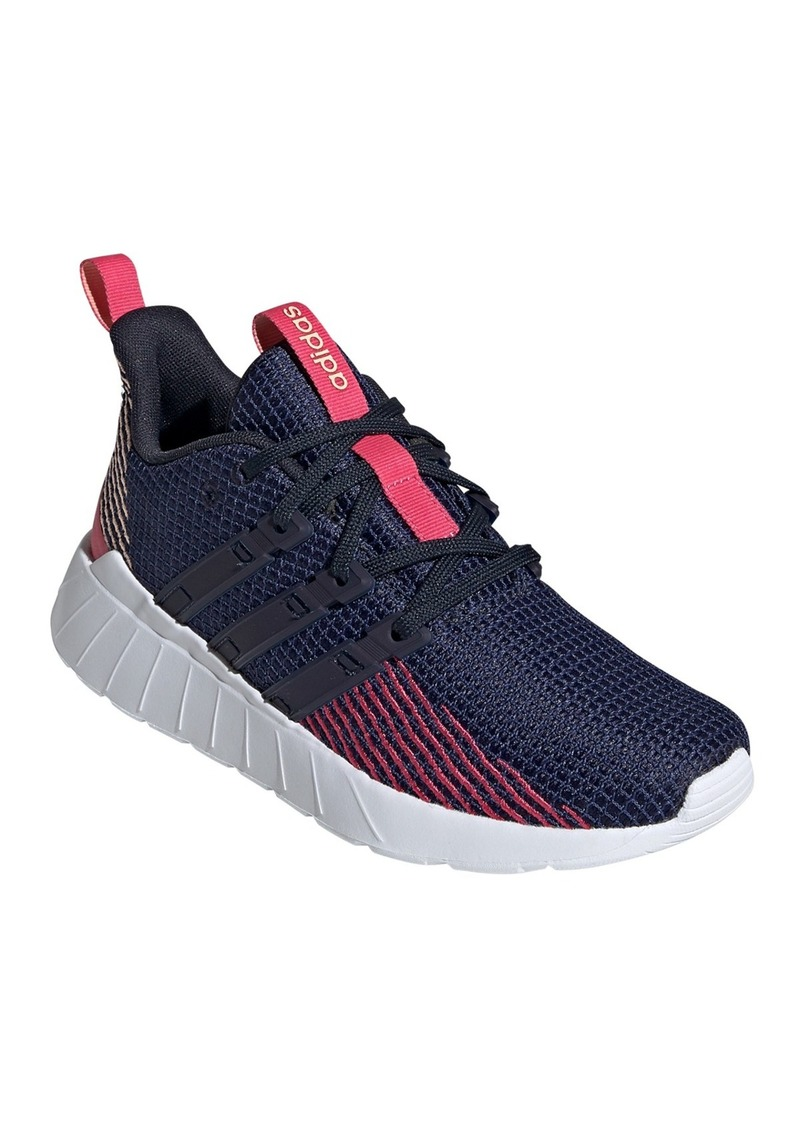 Adidas Questar Flow Sneaker (Toddler & Little Kid)