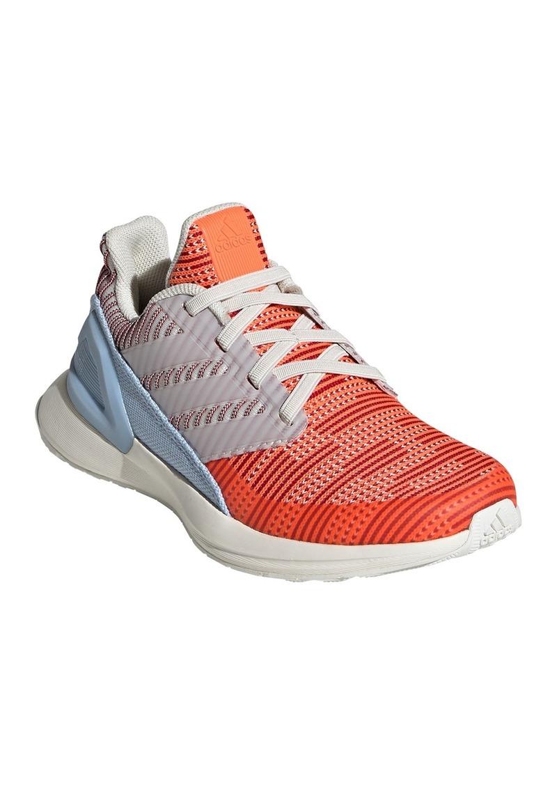 Adidas Rapidarun Knit Sneaker (Little Kid)