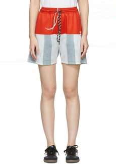 Adidas Red Photocopy Shorts