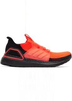 Adidas Red Ultraboost 19 Sneakers