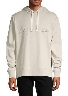 Adidas Ribbed Cotton Hoodie