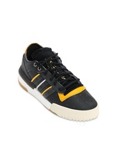Adidas Rivalry Rm Low Leather Sneakers