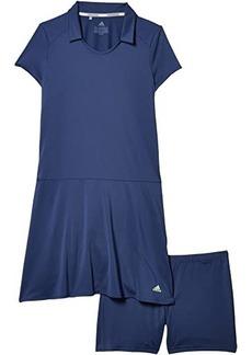 Adidas Ruffled Dress (Little Kids/Big Kids)