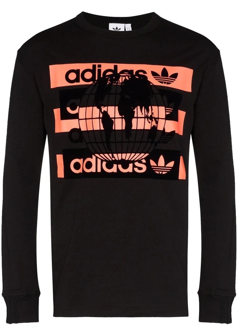 Adidas R.Y.V. printed T-shirt