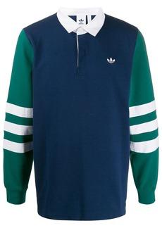 Adidas Samstag 3-Stripes polo shirt
