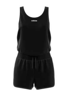 Adidas Scoop Neck Sleeveless Romper