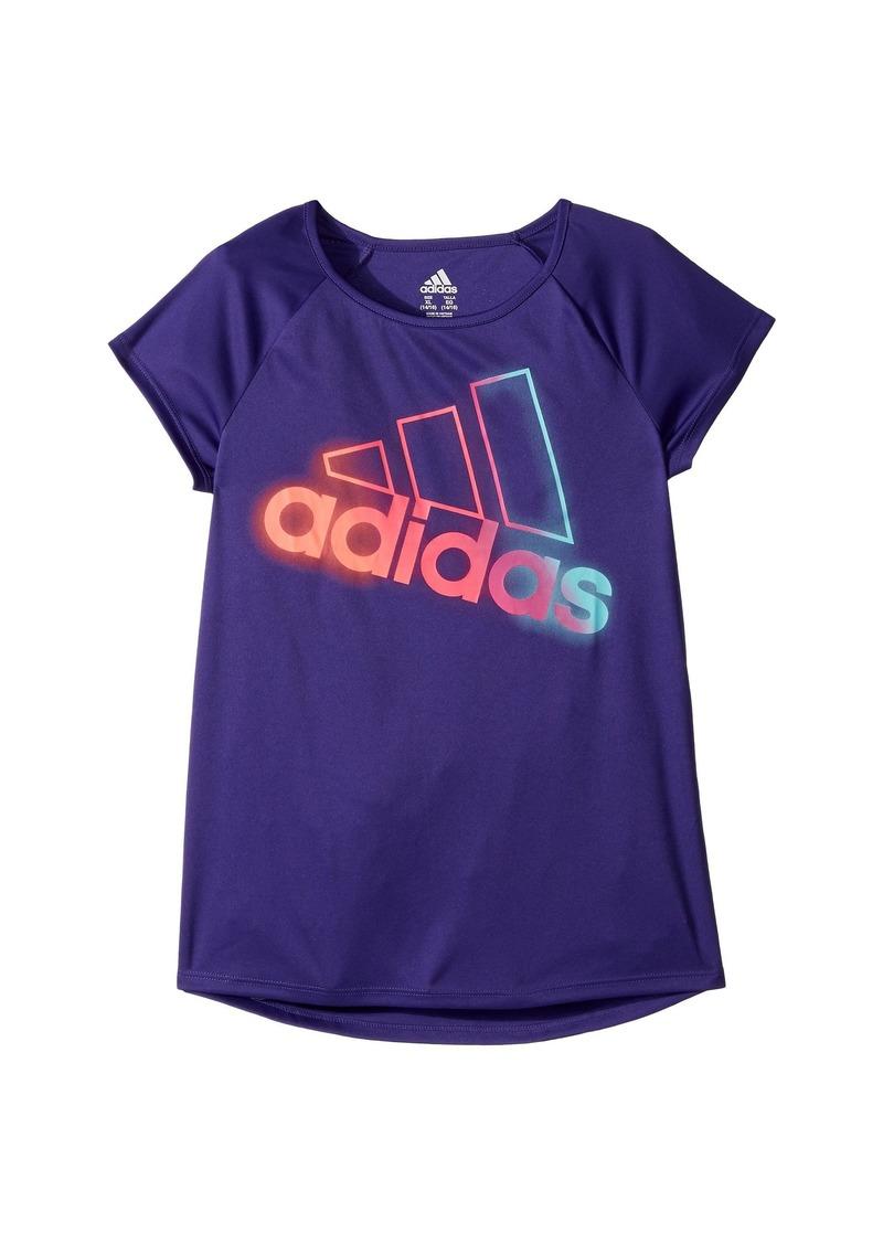 Adidas Short Sleeve Extraordinary Tee (Big Kids)