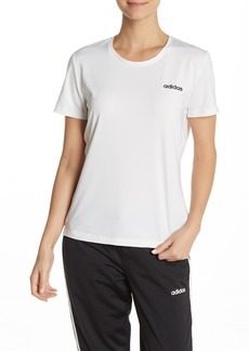 Adidas Short Sleeve Mesh Back T-Shirt