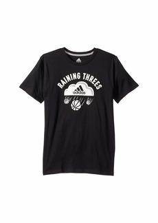 Adidas Short Sleeve TSL Ball Tee (Big Kids)