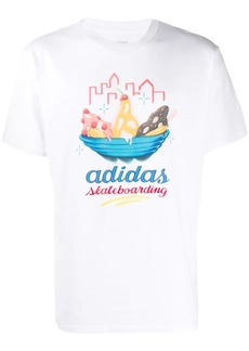 Adidas short sleeved T-shirt