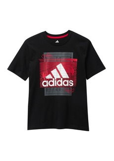 Adidas Short Sleeves Field Court T-Shirt (Big Boys)